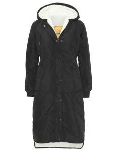 Dame vinter termo jakke fra Kopenhaken i Sort