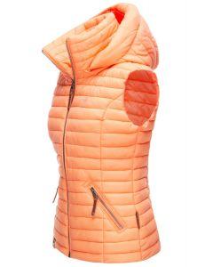 Dame sommer vest Navahoo shada - Light Orange