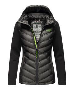 Dame Outdoor jakke Marikoo - Tag mig Med i Sort