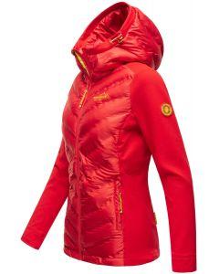 Dame Outdoor jakke Marikoo - Tag mig Med i Rød