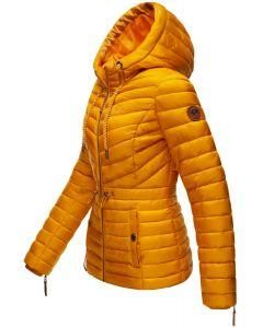 Dame Dyne jakke Marikoo Aniya i Gul
