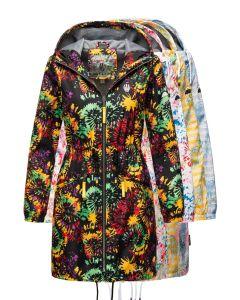 Dame outdoor regn jakke Navahoo Parella - Flere Farver.
