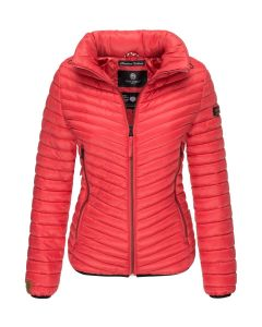 Dame overgangs jakke Navahoo Pari - Rød