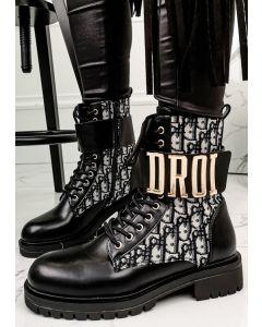 Boots model Dueville i Sort