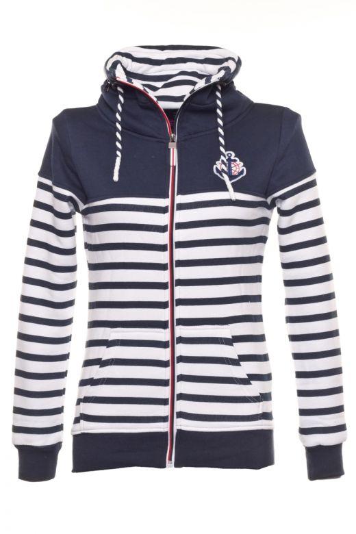 Sweatshirt Louis Navy / Navy