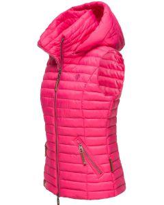 Dame sommer vest shada - Pink