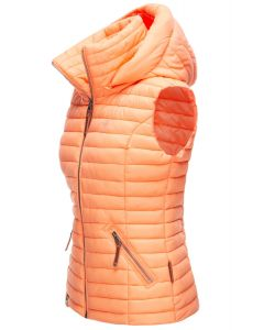 Dame sommer vest Navahoo shada - Light Orange