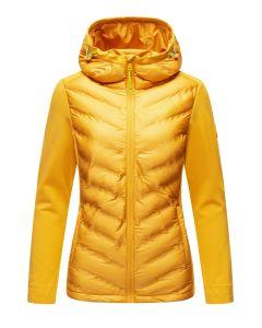Dame Outdoor jakke Marikoo - Tag mig Med i Gul