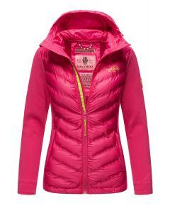 Dame Outdoor jakke Marikoo - Tag mig Med i Pink