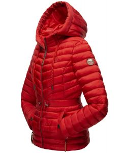 Dame Overgangs sommer jakke Marikoo Aniya i Rød