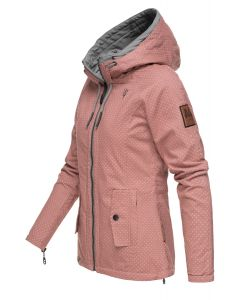 Dame Outdoor Vendejakke Chuu - Rosa Dot