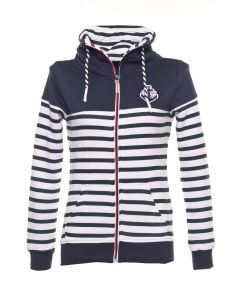 Sweatshirt Louis Navy / Navy