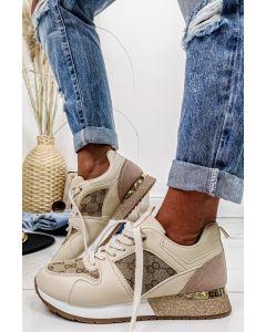 Sneakers Rossano i Beige