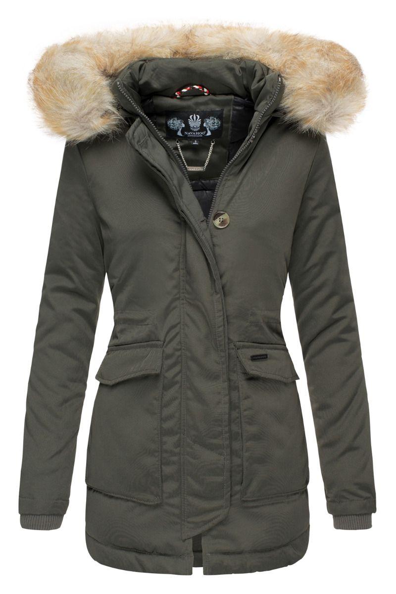 sport jakke vinter dame