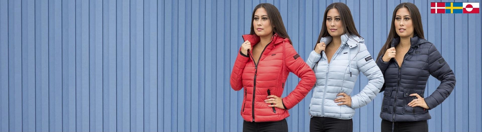 616832a0 Alt i jakker og outdoor beklædning.